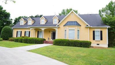 Dalton Single Family Home For Sale: 1820 Martha's Bridge Road