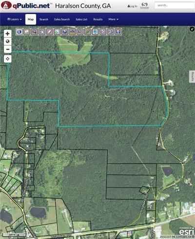 Haralson County Residential Lots & Land For Sale: Goldin Road