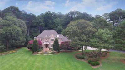 Fayetteville Single Family Home For Sale: 350 Harris Road