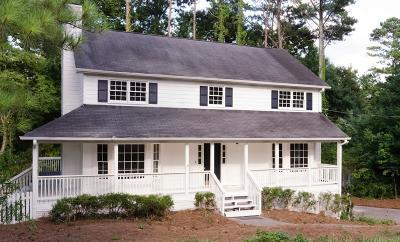 Marietta Single Family Home For Sale: 1886 Murdock Road