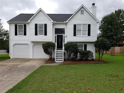 Bartow County Rental For Rent: 156 Aztec Way SE