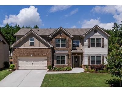 Dawsonville Single Family Home For Sale: 6660 Whitebark Drive