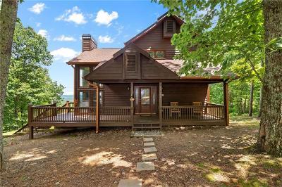 Gordon County Single Family Home For Sale: 1322 Hunter Drive