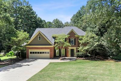 Alpharetta Single Family Home For Sale: 220 Rose Meadow Lane