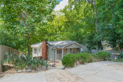 Buford Single Family Home For Sale: 6132 Lake Lanier Heights Road