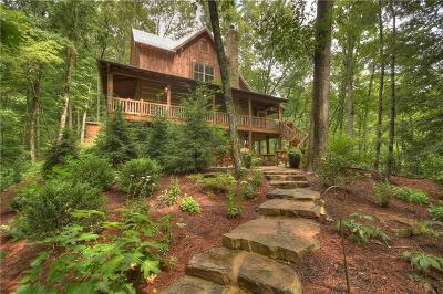 Gilmer County Single Family Home For Sale: 34 Chief Whitetails Road