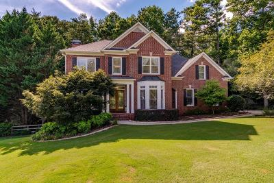 Woodstock Single Family Home For Sale: 117 Fairway Overlook