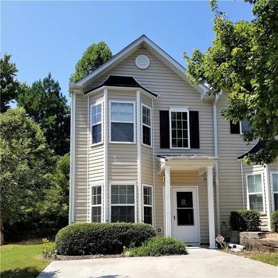 Oakwood Condo/Townhouse For Sale: 5218 Birch Court