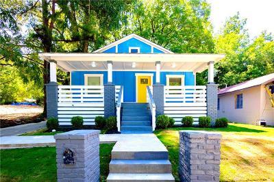 Atlanta Single Family Home For Sale: 1286 Ladd Street SW