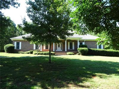 Covington Single Family Home For Sale: 851 Cochran Road
