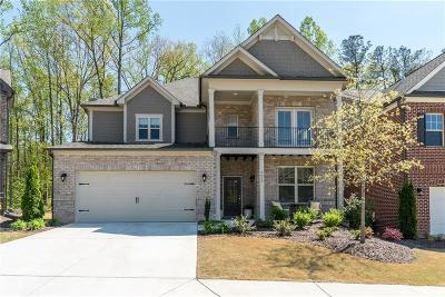 Alpharetta Single Family Home For Sale: 9825 Cameron Parc Circle