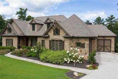 Cherokee County Single Family Home For Sale: 261 Traditions Drive