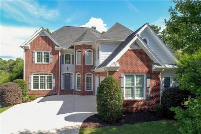 Flowery Branch Single Family Home For Sale: 6705 Great Water Drive