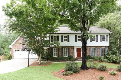 Dunwoody Single Family Home For Sale: 5354 Redfield Road