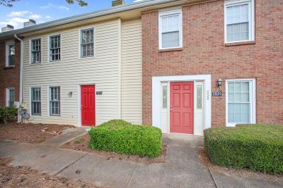 Roswell Condo/Townhouse For Sale: 1018 Old Holcomb Bridge Road