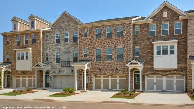 Brookhaven Condo/Townhouse For Sale: 1379 Harris Way #7