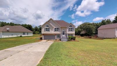 Cartersville Single Family Home For Sale: 13 Cobblestone Drive NW
