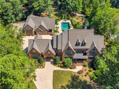 Buford Single Family Home For Sale: 2804 Pucketts Mill Road
