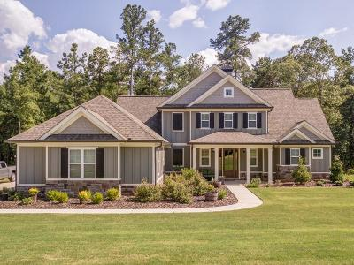 Fayetteville Single Family Home For Sale: 320 Discovery Lake Drive