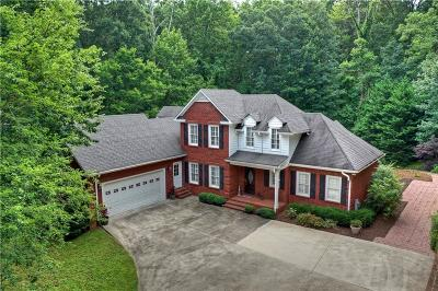 Ellijay Single Family Home For Sale: 130 Stegall Drive