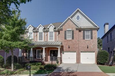 Sandy Springs Single Family Home For Sale: 300 Wembley Circle