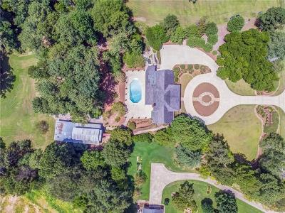 Flowery Branch Single Family Home For Sale: 5659 McEver Road