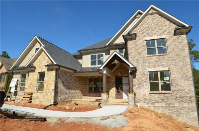 Buford Single Family Home For Sale: 2852 Springbluff Lane