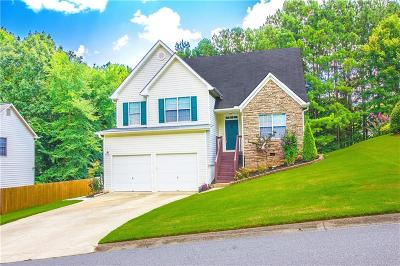 Suwanee Single Family Home For Sale: 4019 Riverstone Drive