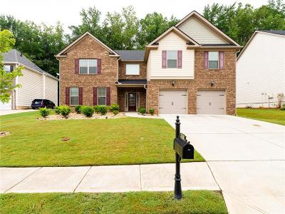 Powder Springs Single Family Home For Sale: 2315 Magaw Lane