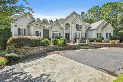Peachtree City Single Family Home For Sale: 1309 Layor Court