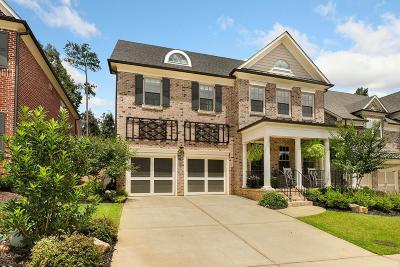 Alpharetta Single Family Home For Sale: 3647 Strath Drive