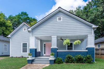East Point Single Family Home For Sale: 3113 Church Street