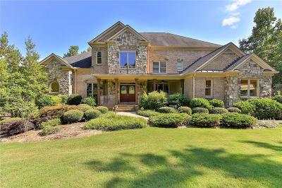 Cherokee County Single Family Home For Sale: 411 Arbor Green Court