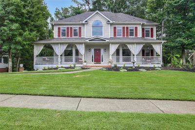 Woodstock Single Family Home For Sale: 1070 Longwood Drive