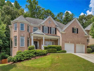 Norcross Single Family Home For Sale: 6102 Norcross Glen Trace