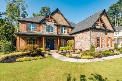 Alpharetta Single Family Home For Sale: 12655 Hearthstone Way