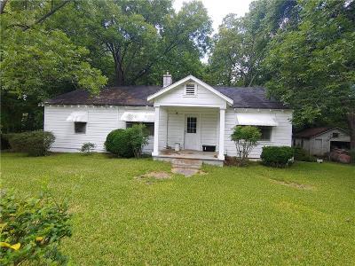 Dallas Single Family Home For Sale: 339 Coach Bobby Dodd Road