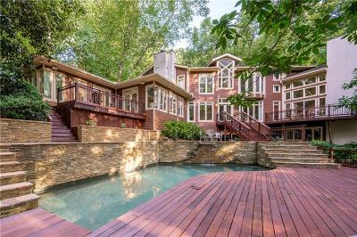 Atlanta Single Family Home For Sale: 4767 Riverview Road
