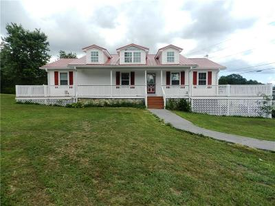 Resaca Single Family Home For Sale: 1403 Hall Memorial Road NW