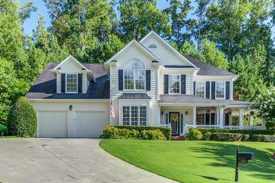 Johns Creek Single Family Home For Sale: 655 Sheringham Lane