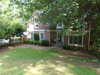 Acworth Single Family Home For Sale: 6412 NW Vicksburg Court NW