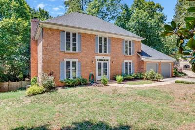 Sandy Springs Single Family Home For Sale: 510 Calaveras Drive