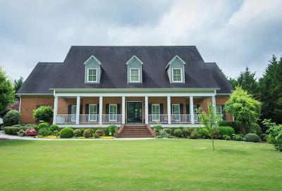 Dalton Single Family Home For Sale: 1605 Ryman Ridge Road