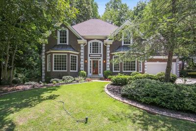 Roswell Single Family Home For Sale: 515 Old Path Crossing