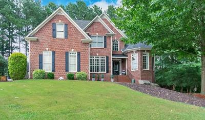 Powder Springs Single Family Home For Sale: 2737 Lost Lakes Drive