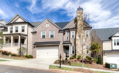 Alpharetta Single Family Home For Sale: 440 Baroque Drive