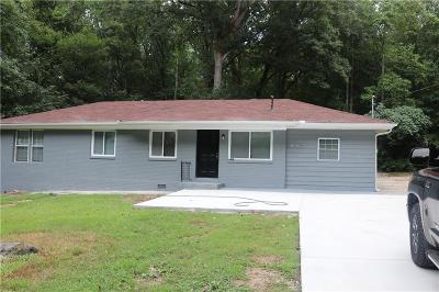 Austell Single Family Home For Sale: 1370 South Gordon Road