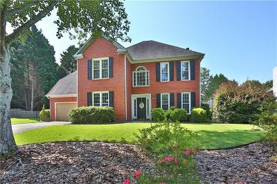 Alpharetta Single Family Home For Sale: 315 Creekside Drive