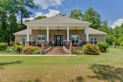 Douglasville Single Family Home For Sale: 5169 Hwy 92