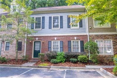 Roswell Condo/Townhouse For Sale: 1285 Harris Commons Place